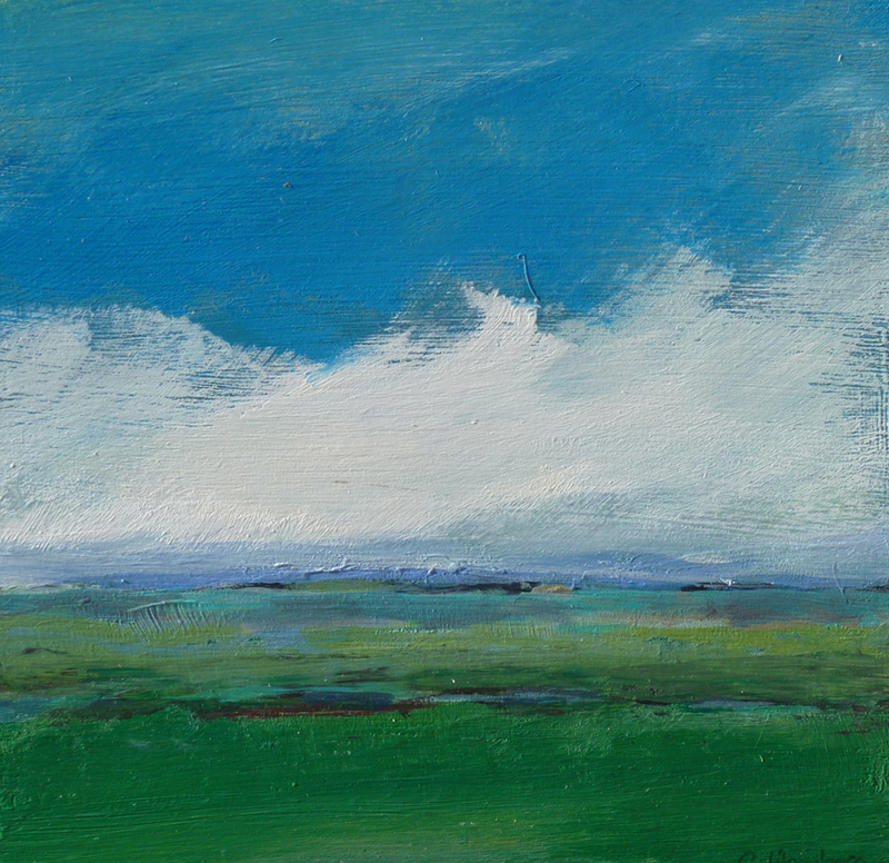 Acrylic & Oil Landscapes The Paintings of Coralea (Corky) Wennberg